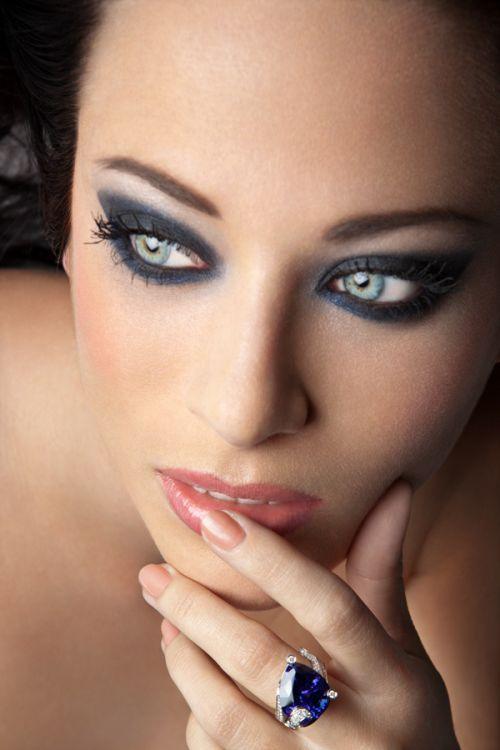 Favori maquillage yeux de biche : exemple maquillage yeux de biche  IH08
