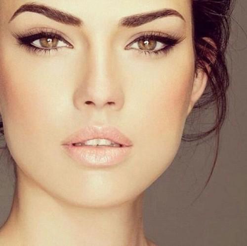 beau maquillage yeux de chat