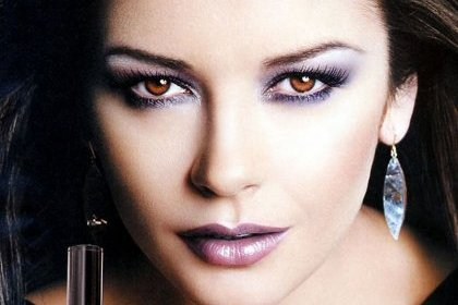Maquillage journee yeux marron - Maquillage bleu yeux marrons ...