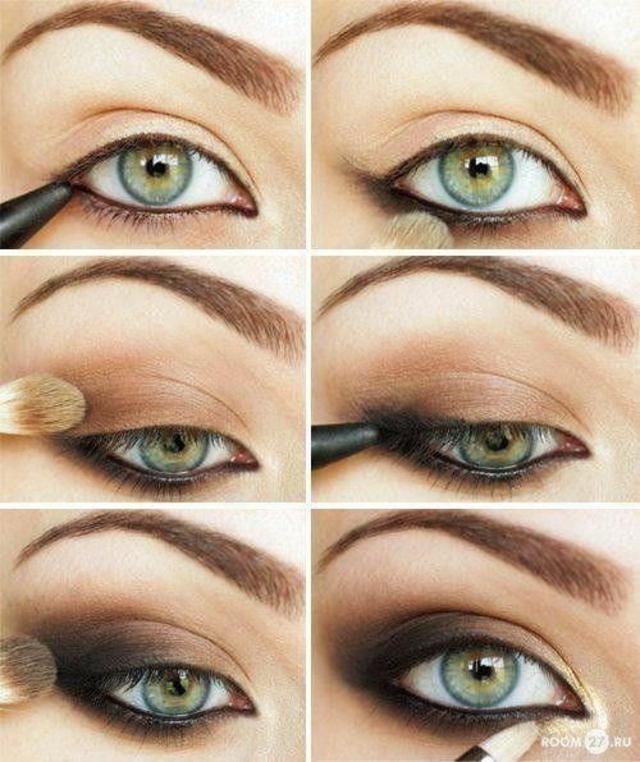 Maquillage des Yeux: les conseils et astuces avec le regard du Elle  Elle
