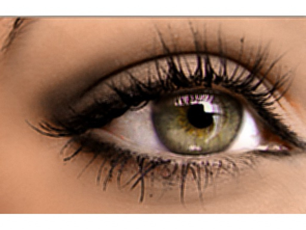 Le maquillage des yeux simple maquillage des yeux - Maquillage yeux verts ...