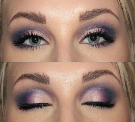 Bridal Makeup For Blue Green Eyes : Le maquillage des yeux verts pour cheveux chatains ...