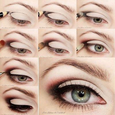 Gut gemocht Technique maquillage yeux - Make up Xxl VS97