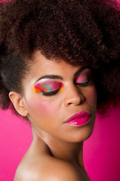 Le maquillage des yeux pour peau noire maquillage des yeux - Maquillage yeux marrons peau mate ...