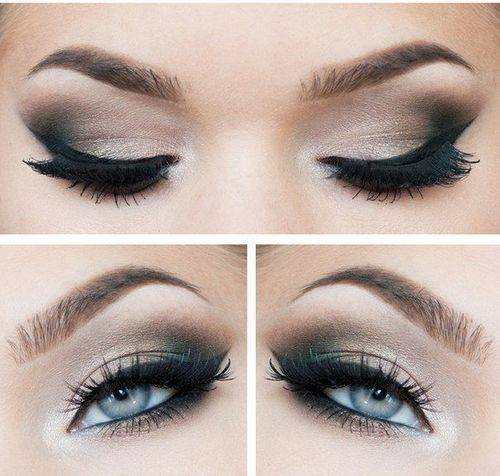 Modele maquillage yeux Idee maquillage yeux