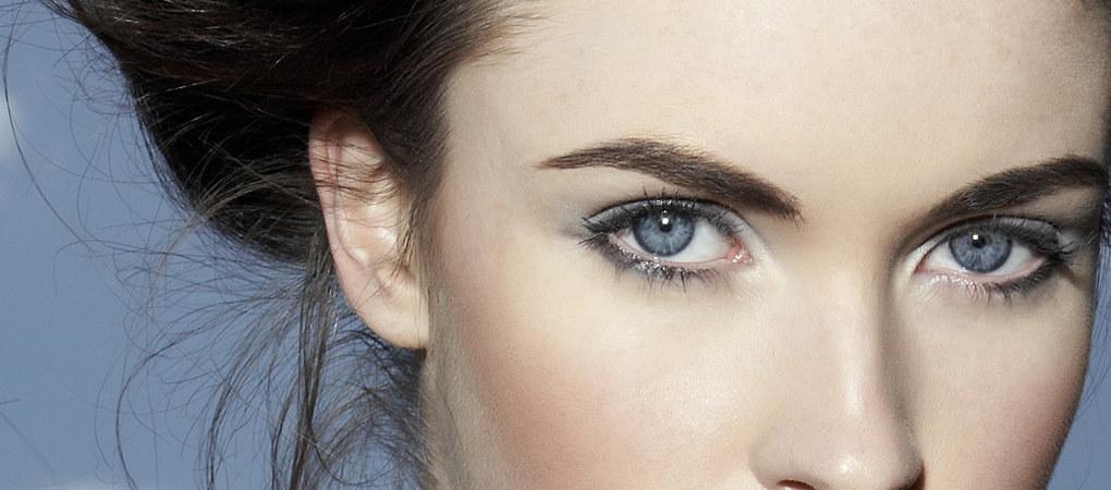 Le maquillage des yeux bleus maquillage des yeux - Yeux gris bleu ...