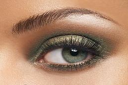 le maquillage des yeux verts fonc s maquillage des yeux. Black Bedroom Furniture Sets. Home Design Ideas