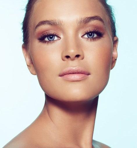 Le maquillage des yeux cernés
