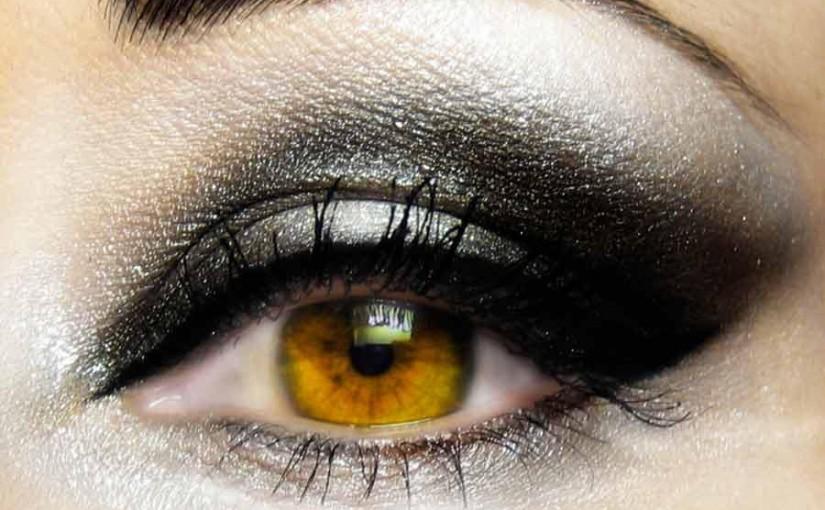 Le maquillage des yeux dégradé