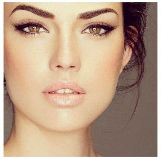 Populaire Le maquillage des yeux marrons foncés – Maquillage des yeux WD67