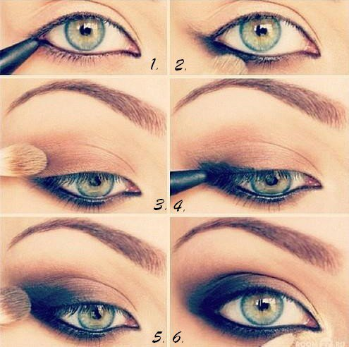 Maquillage Yeux verts  Top Conseils 2016