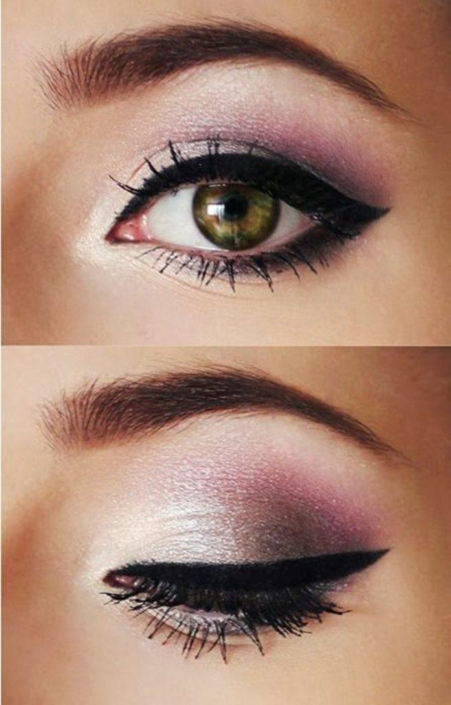 Maquillage Des Yeux Soir 233 E Maquillage Des Yeux