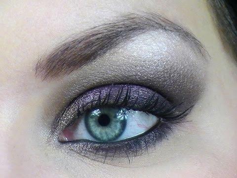 Le Maquillage Des Yeux Gris Vert Maquillage Des Yeux