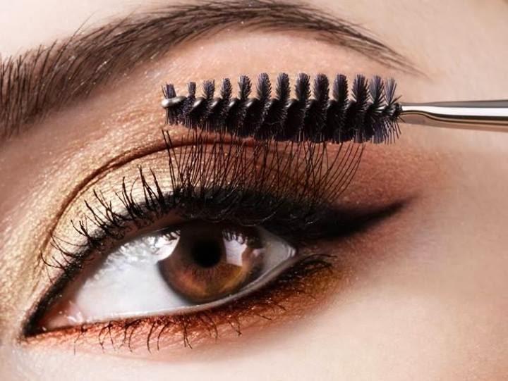 Le Maquillage Des Yeux Marrons Pour Une Soir 233 E