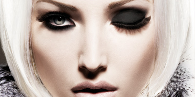 Le maquillage des yeux smoky