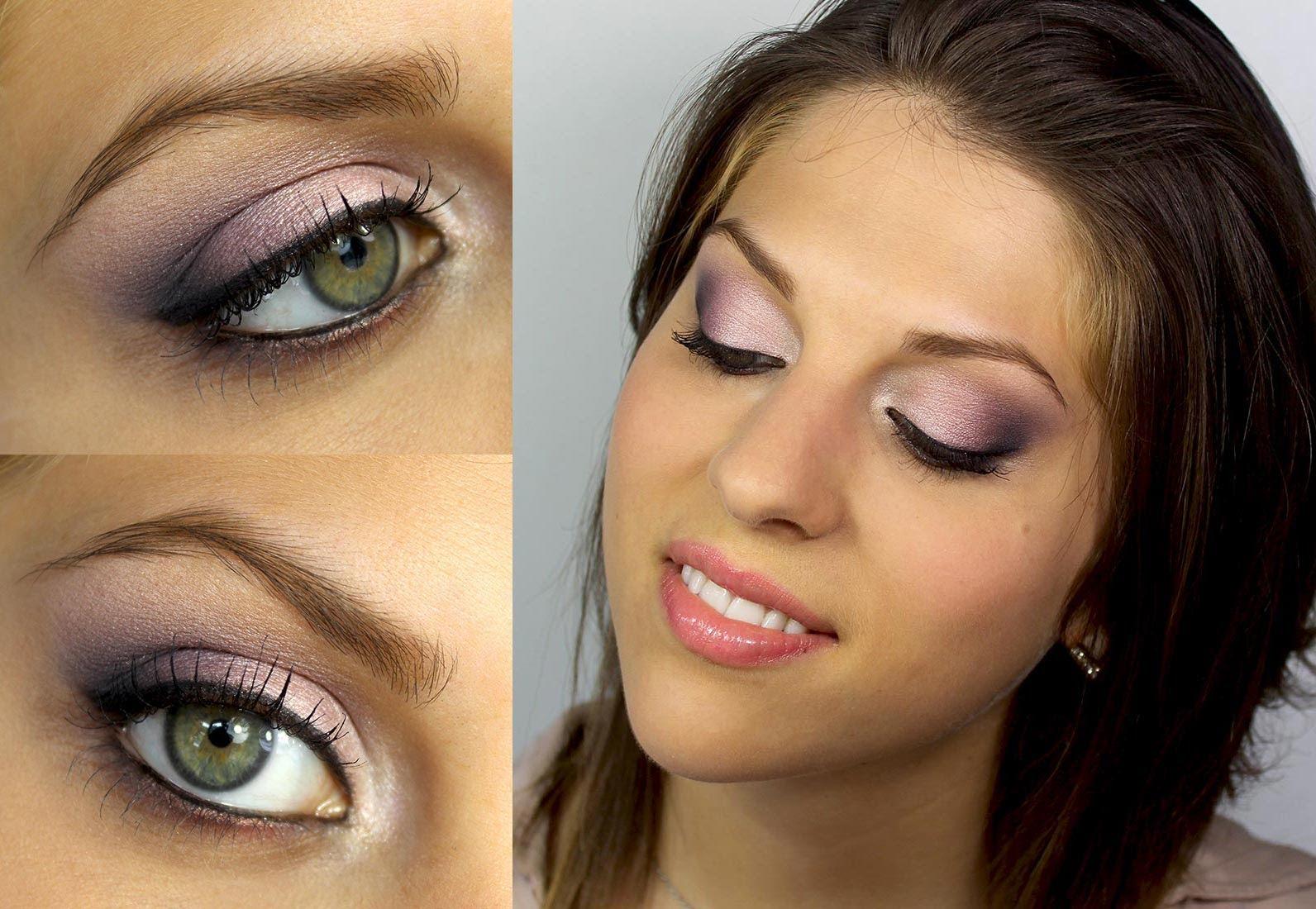 Le Maquillage Des Yeux Verts Pour Brune Maquillage Des Yeux