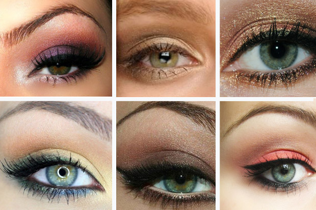 maquillage yeux noisettes vert : astuce maquillage yeux noisettes vert