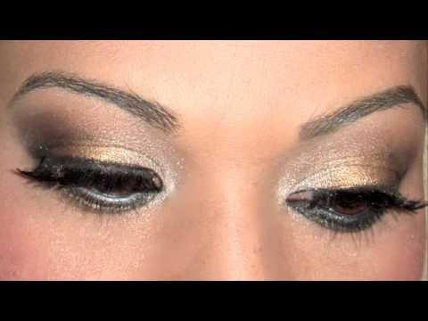 Le Maquillage Des Yeux Dor 233 Maquillage Des Yeux